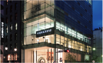 Company profile of NOVARESE